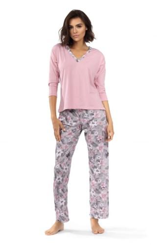 piżamka bawełniania P1514